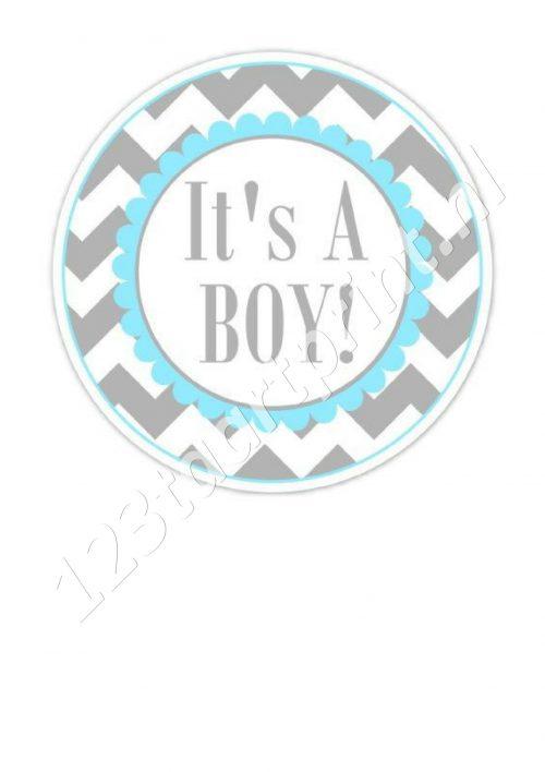 Geboorte jongen 1