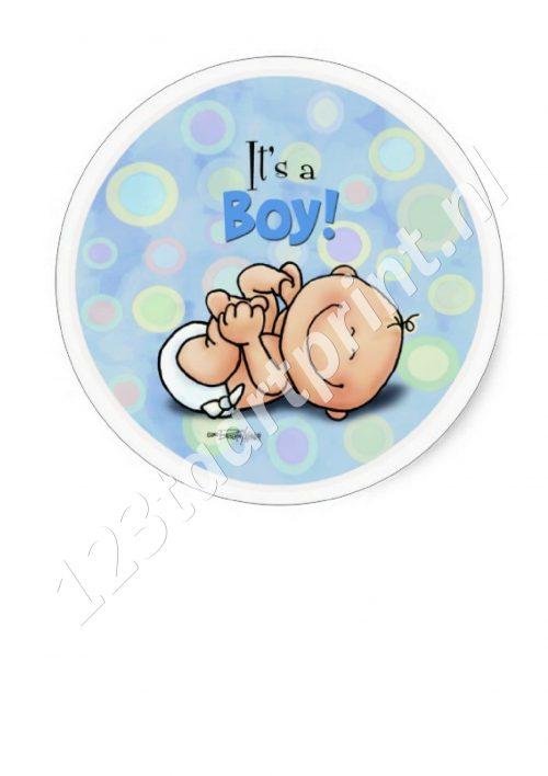 Geboorte jongen 2