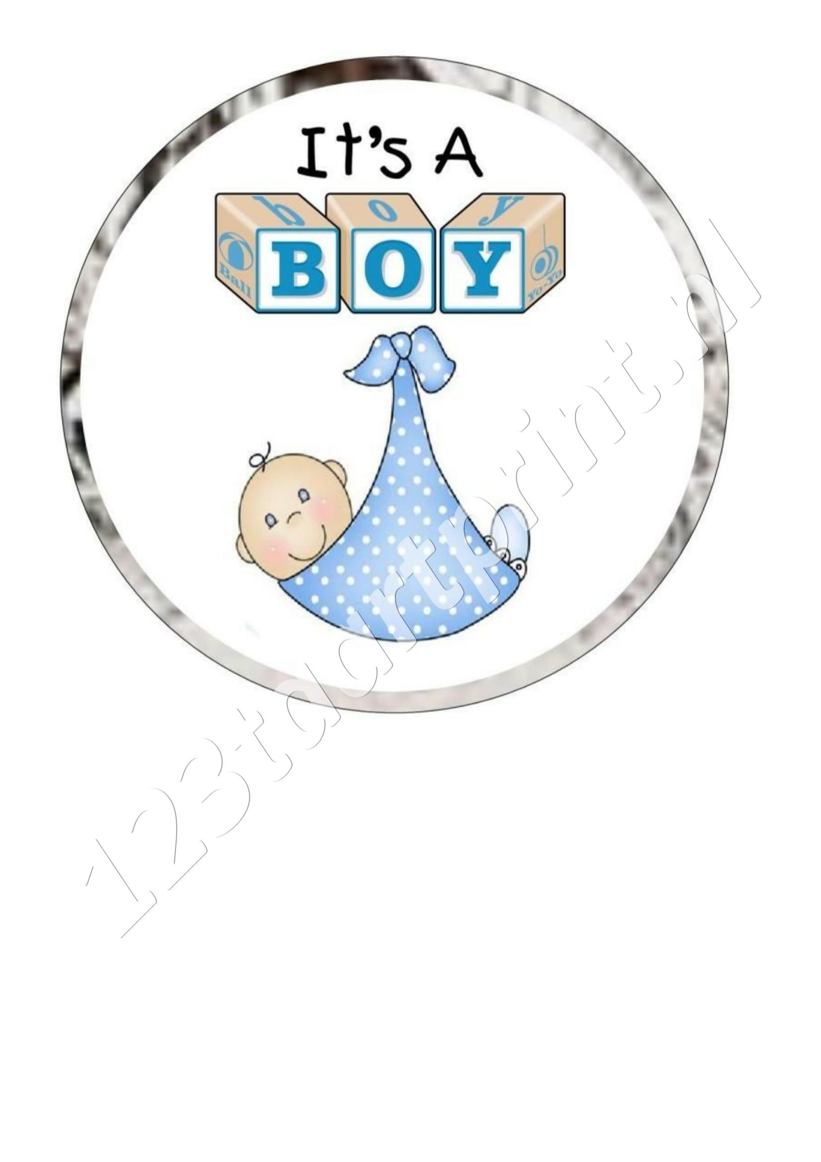 Geboorte jongen 4