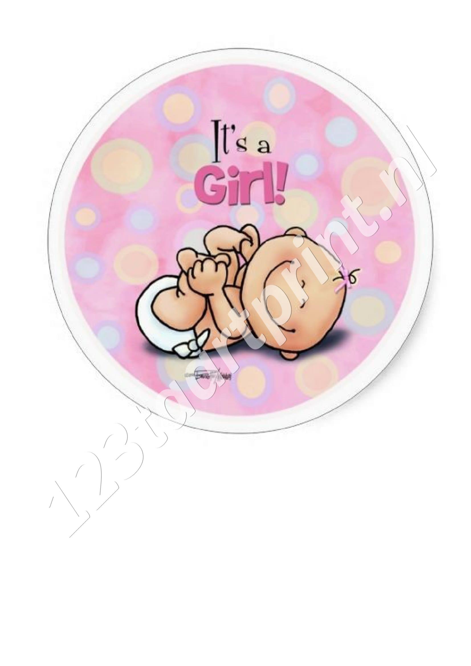 Geboorte meisje 1