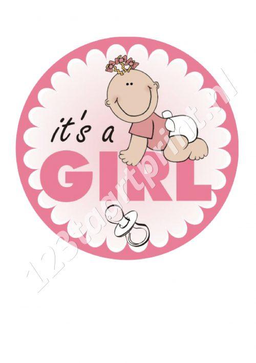 Geboorte meisje 2