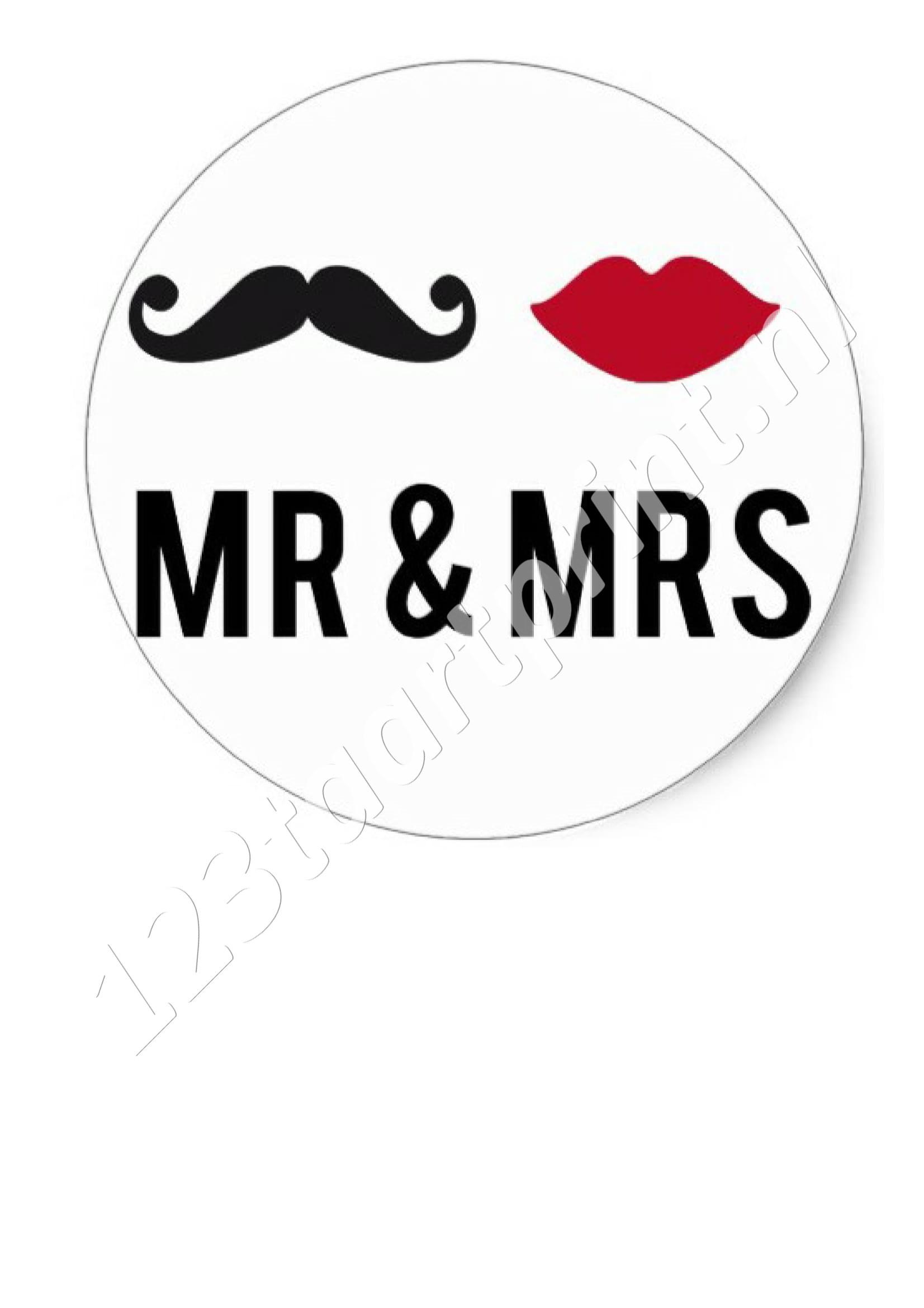 Mr & Mrs 1