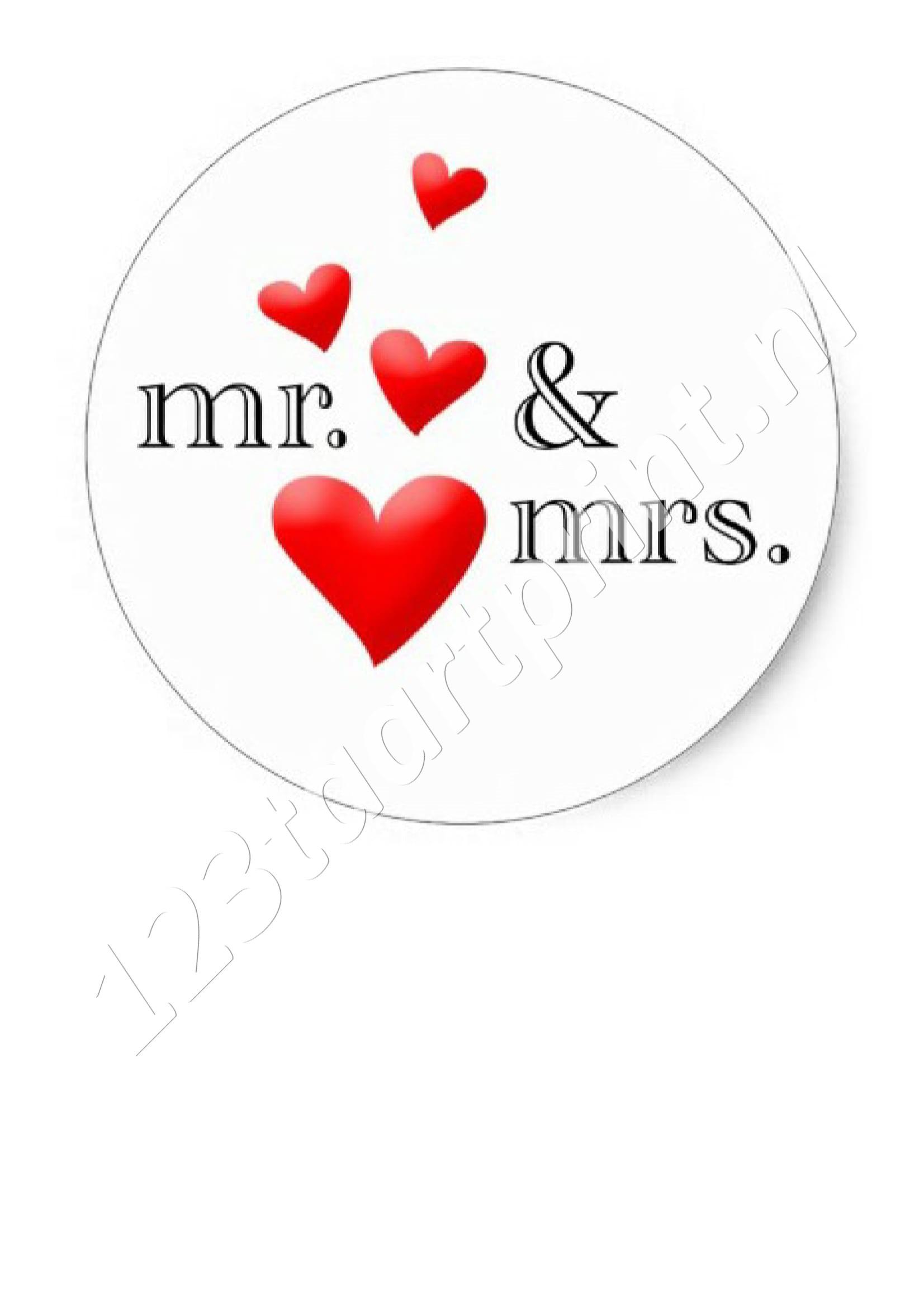 Mr & Mrs 3