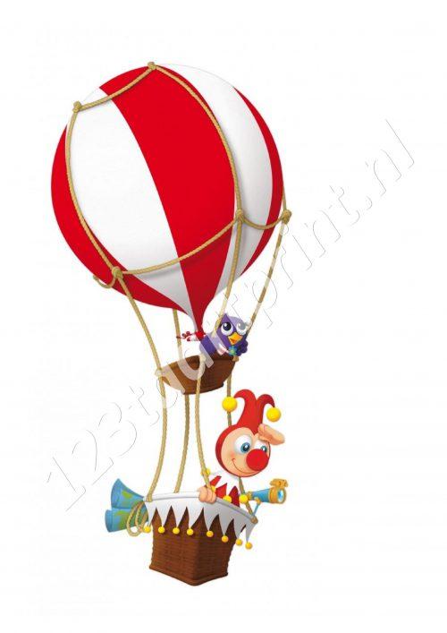Jokie en Jet Luchtballon
