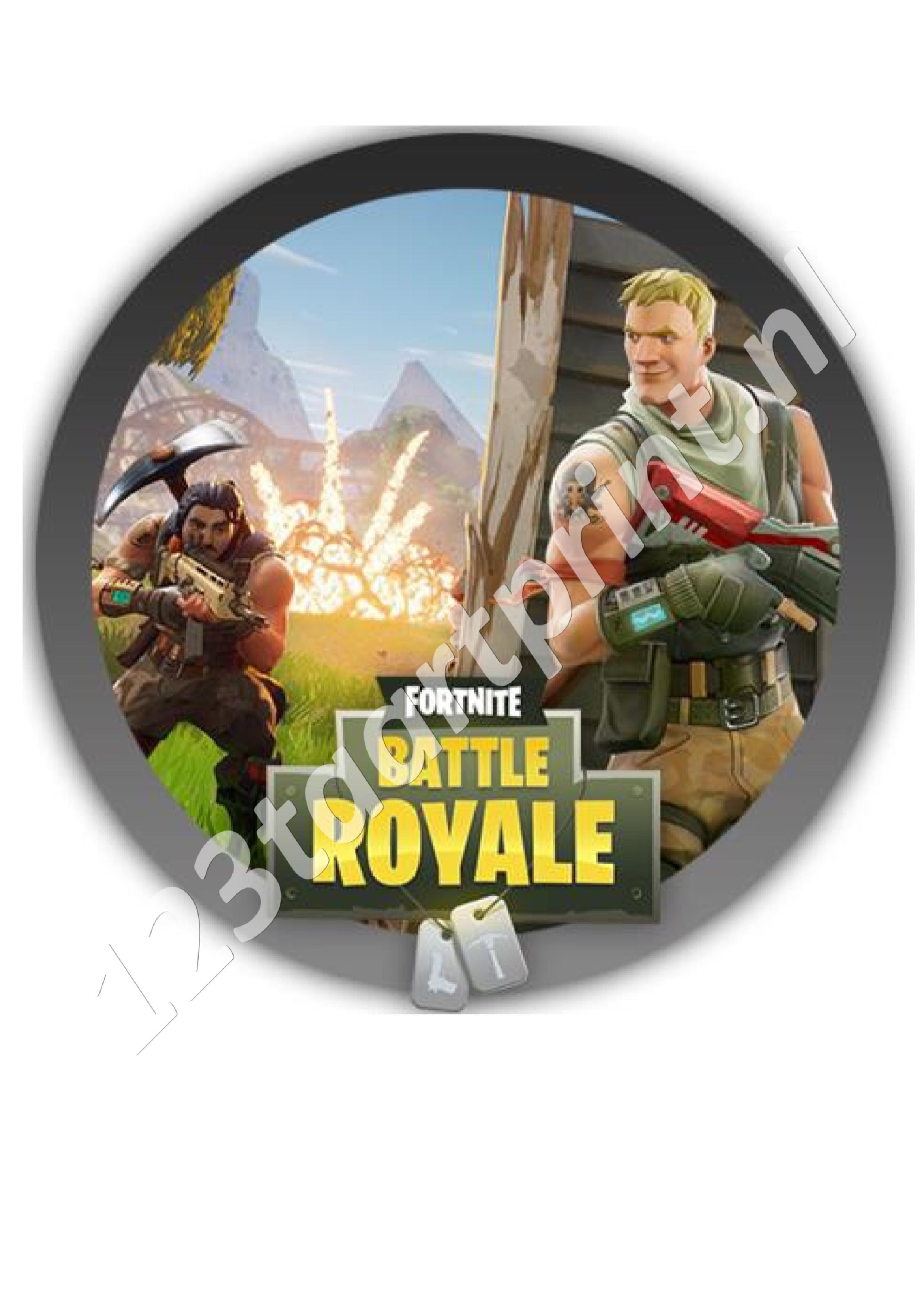 Fortnite Battle Royale 2
