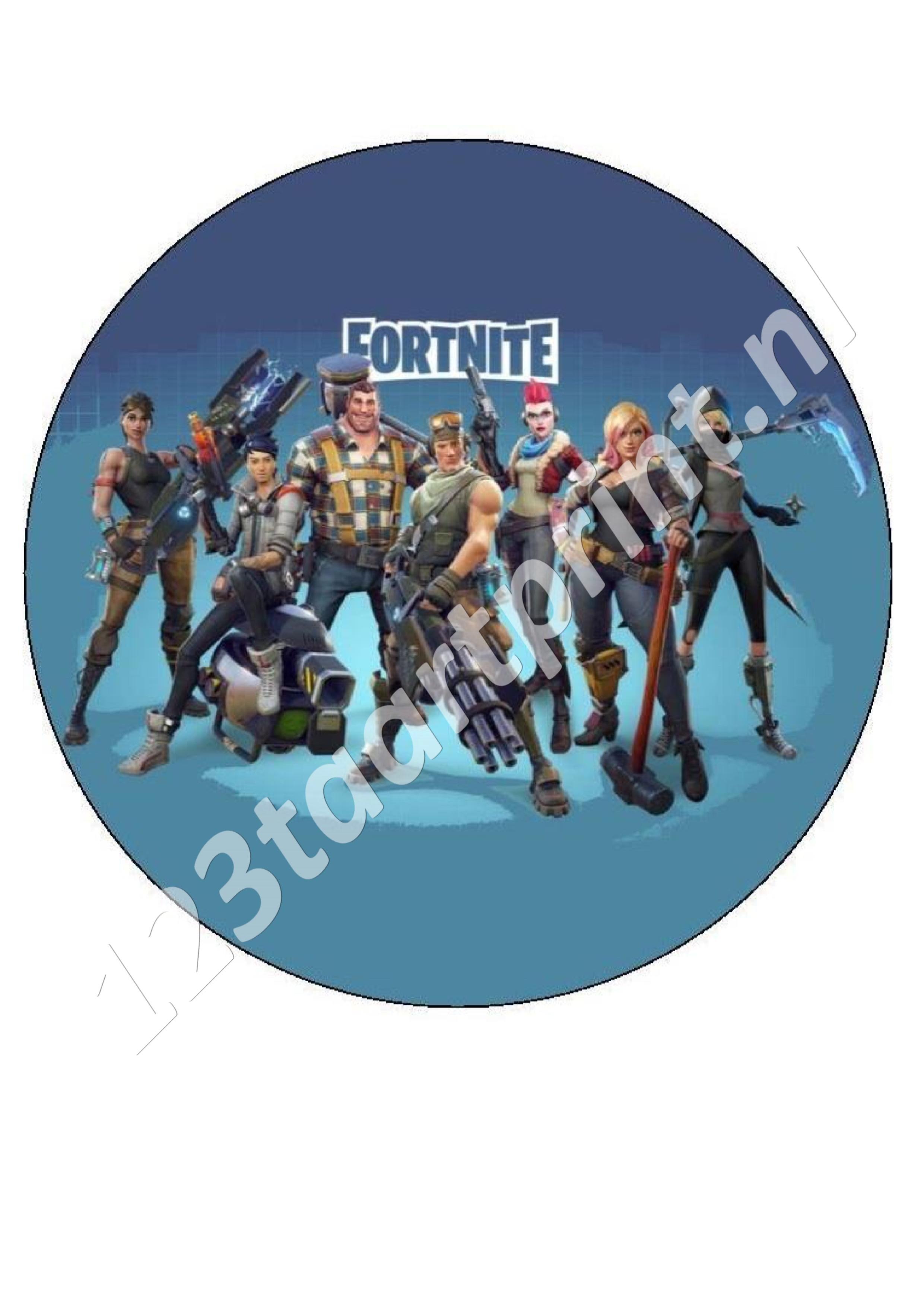 Fortnite Battle Royale 3