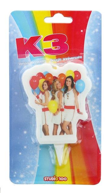 K3 kaars