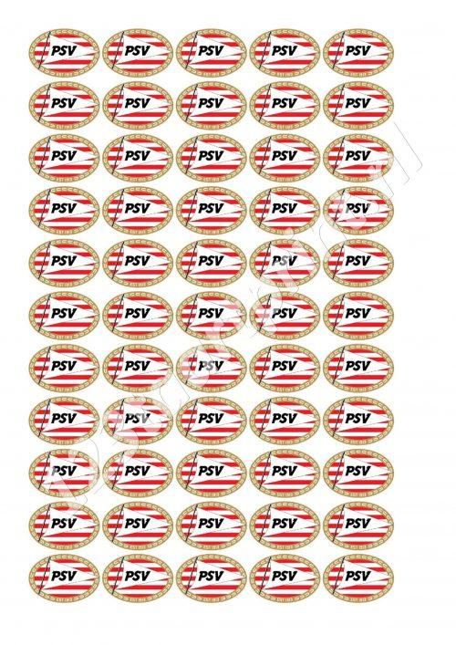 PSV cupcakes mini