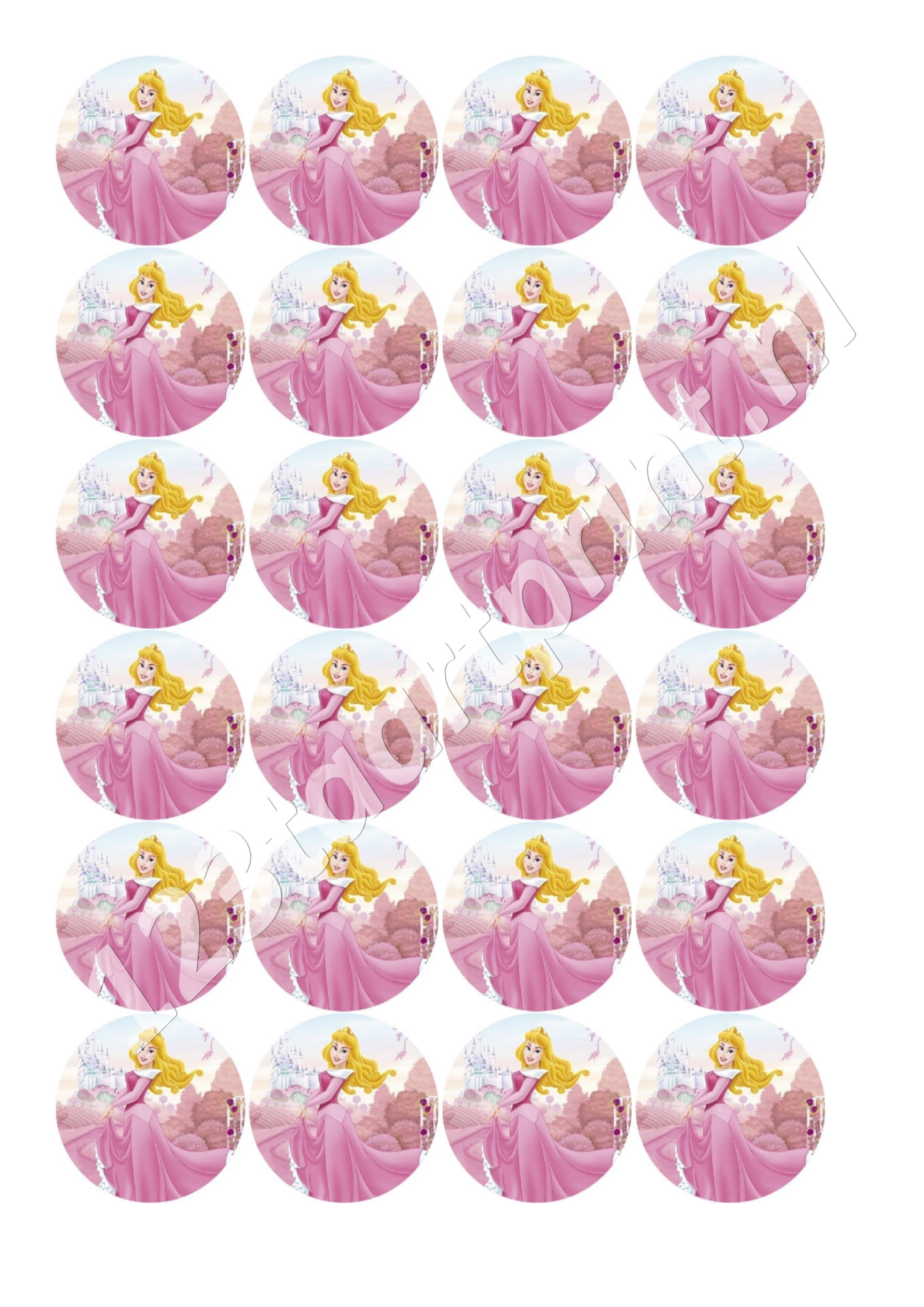Doornroosje cupcakes