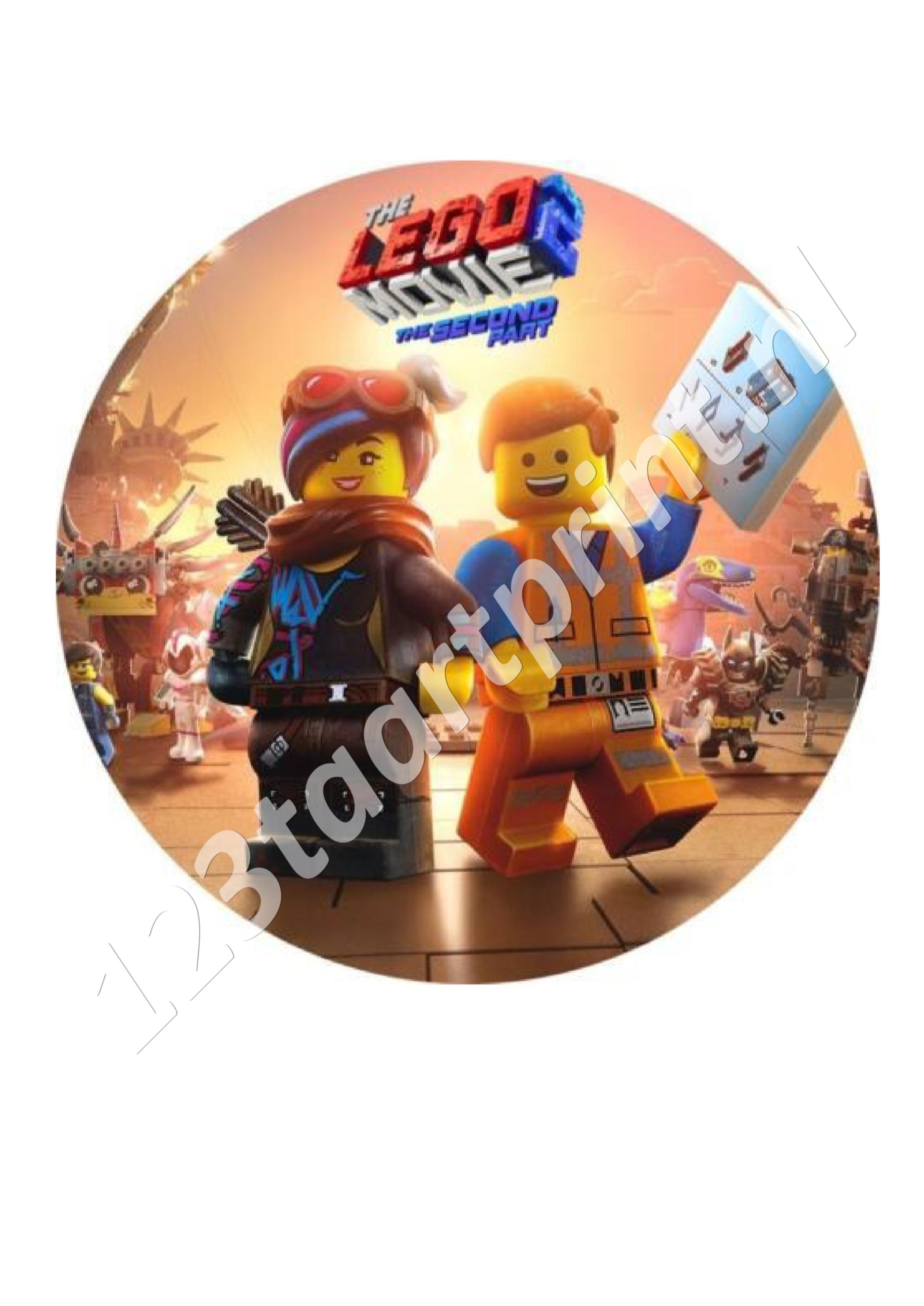 Lego Movie 2 Rond 2