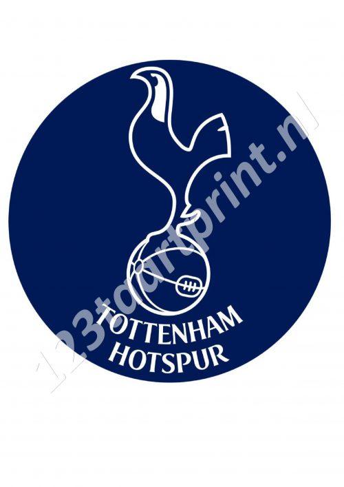 Tottenham Hotspur Logo Rond