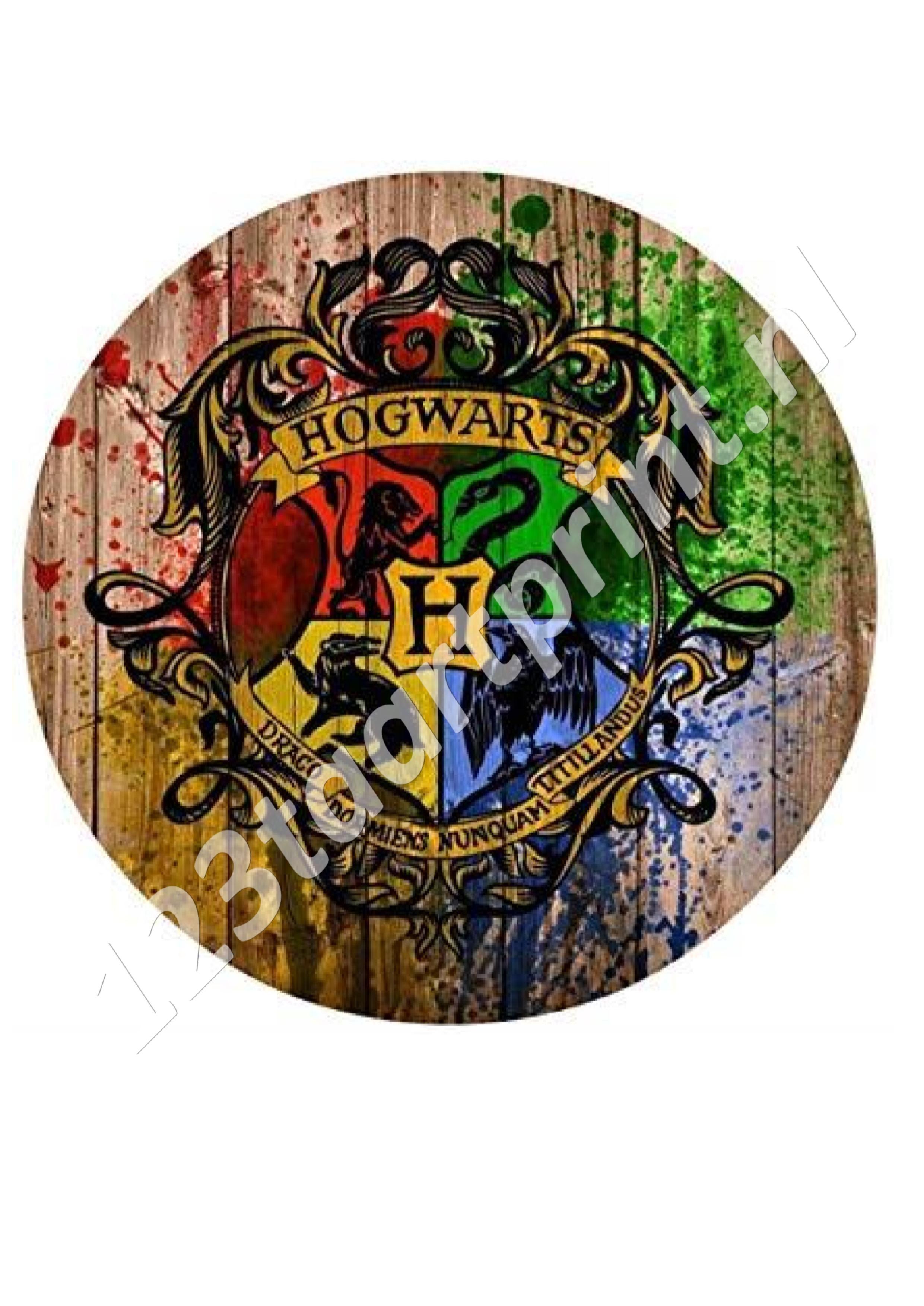 Harry Potter Hogwarts 1