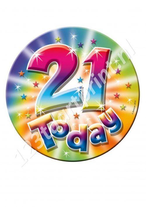 Verjaardag 21