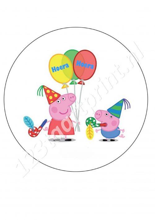 Peppa Pig Rond 3