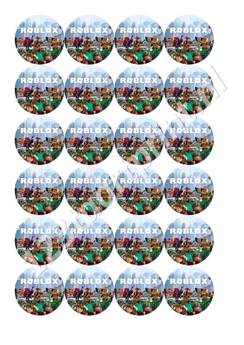 Roblox 3 cupcakes