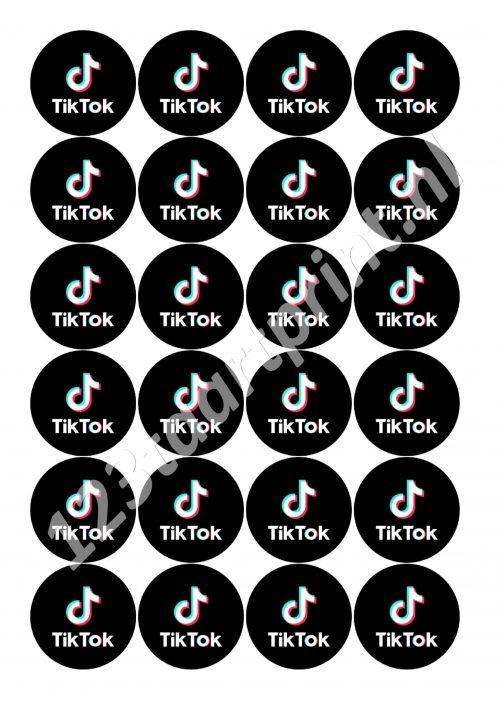 Tik Tok Cupakes (2)