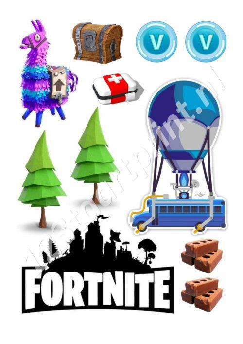 Fortnite Battle Royale 10