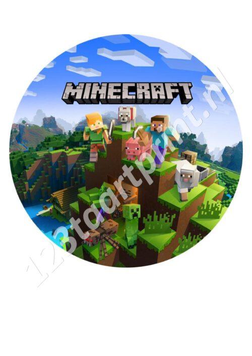 Minecraft 2 rond